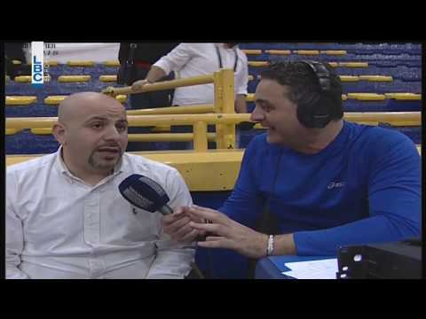 WABA 2018 - Post Game Al Riyadi Head Coach Ahmad Farran - بطولة غرب اسيا للأندية 2018