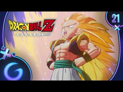 DRAGON BALL Z KAKAROT FR #21 : Fusion entre Goten et Trunks !