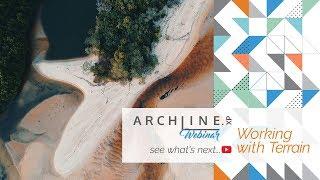 Working with Terrain - ARCHLine.XP Webinar