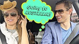 #50 Юбилейный Влог! Собираемся в Австралию Вместе! Отодранный Чемодан и Советы Lizaonair!