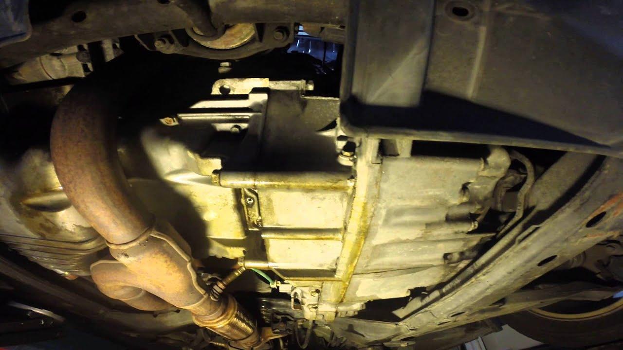 2004 Honda Odyssey Oil Leak At Torque Converter Part 1