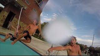 USA Work and Travel summer 2014 with GoPro Hero 3+