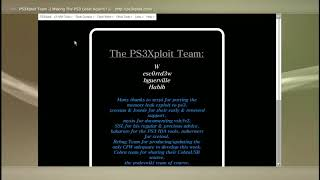 """Step by Step Exploit V3 PS3 """"HAN"""" – Packages Manager PS3 OFW Slim and Super Slim"""