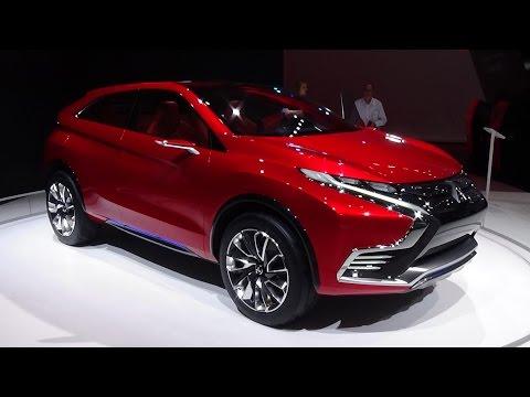 2016, Mitsubishi XR PHEV II Concept, Exterior and Interior, Geneva Motor Show 2015