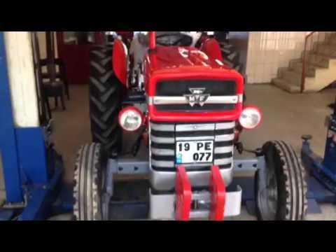 Massey ferguson 135 lik bahçe traktörü satılık 20.000 tl Hasan harman 05326656115 Ankara