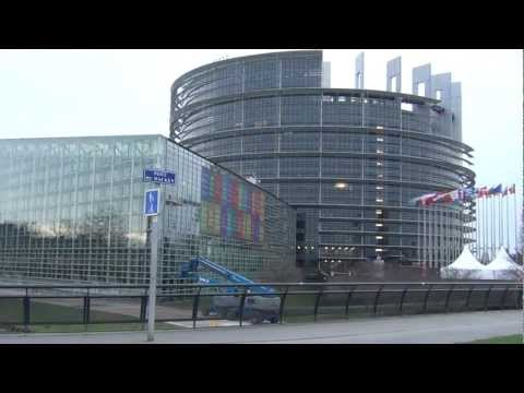 Octogon orders European Parliament and HR; Homeless Europeans live under the next Bridge