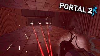 Portal 2 Тролль карта Endodubstep The Tunnle