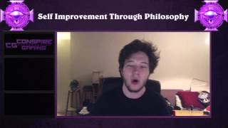 Selv Improvement through Philosophy
