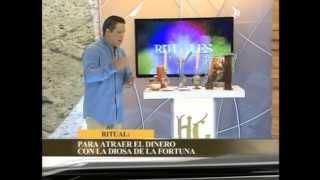 Ritual para atraer el dinero con La Diosa de Fortuna - Código Hermes