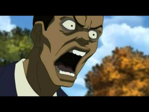 Boondocks - Toms Nigga Moment