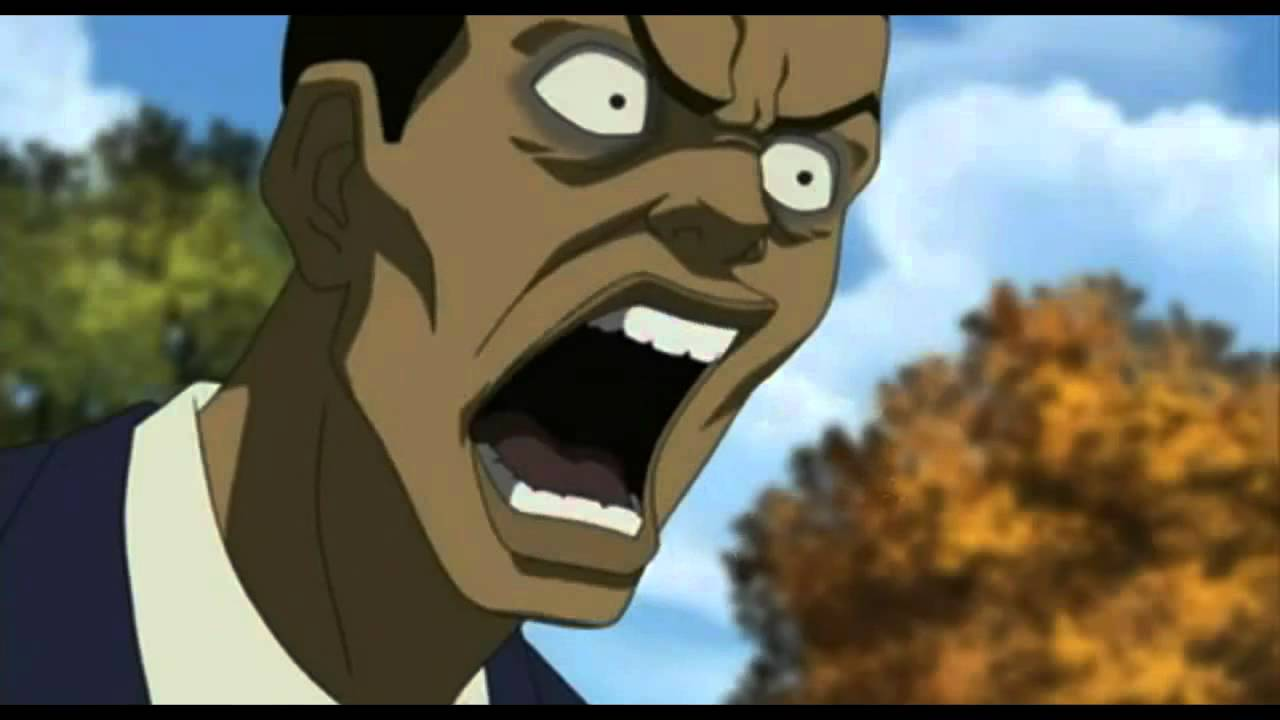 Image Result For The Boondocks