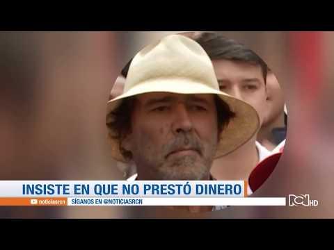 Simón Vélez reafirma que no le prestó dinero a Petro | Noticias RCN