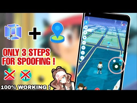 HOW TO SPOOFE POKEMON GO IN IOS/ANDROID WITH VMOS( FULL TUTORIAL) thumbnail