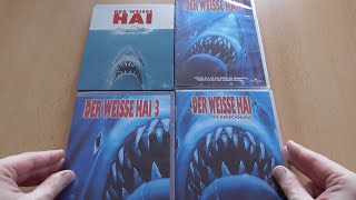 Repeat youtube video Review: Der Weisse Hai 1-4