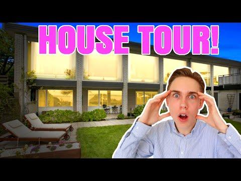 VORES NYE HUS!! (House tour)
