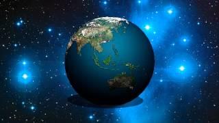 3d planeta zemlya