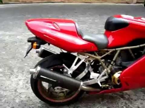 Ducati Carbon Fibre