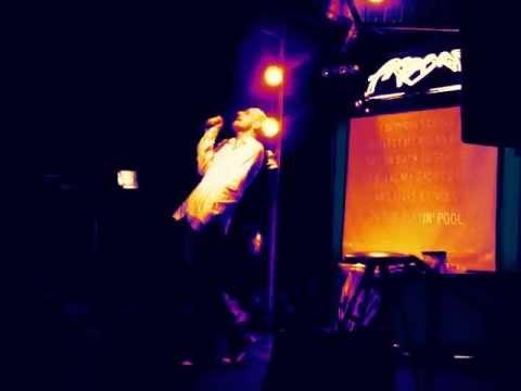 Brian de Meyer Maggie May karaoke
