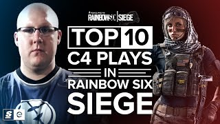 Top 10 Nitro Cell/C4 Plays in Rainbow Six Siege