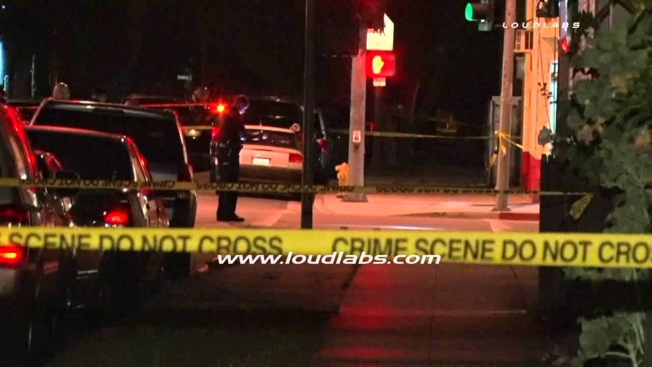 Shooting Raw Footage: Shooting Investigation / Long Beach RAW FOOTAGE
