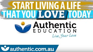 Authentic education was created because we want to help people empower themselves through world-class and live abundantly on purpose. have be...