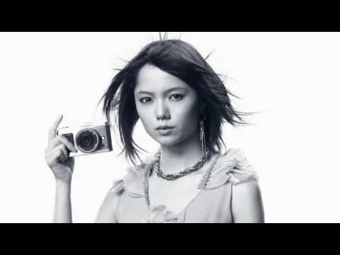 宮崎あおい CM [オリンパス PEN E-P1]