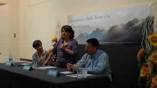 Manuela Pompas, Agnese Cattoretti e Massimo Iemmi sul tema