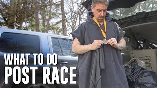 What To Do After A Race