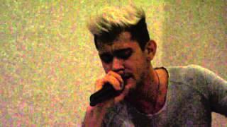 Daniele Negroni live beim WZK - Oh Johnny