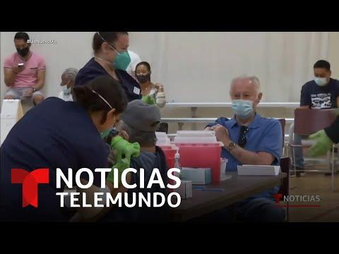 Las noticias de la mañana, lunes 8 de febrero de 2021 | Noticias Telemundo