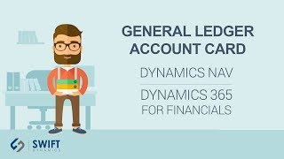 General Ledger Account Card in Dynamics NAV