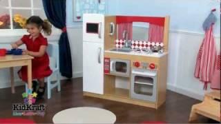 Kidkraft Suite Elite Kitchen 53216 - Adorable Vintage Kids Kitchen
