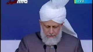 Address By Hadhrat Khalifatul Masih V Jalsa Uk 2008 part 4\10
