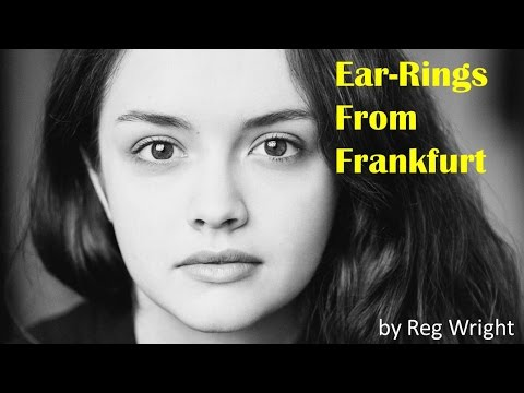 Learn English Through Story - Ear Rings From Frankfurt by Reg Wright - Elementary