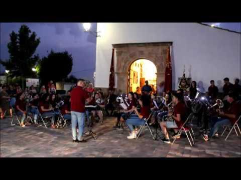 Marcha | REINA DE SAN ILDEFONSO dedicada a la Virgen de la Capilla de Jaén | BM Maestro Miguel