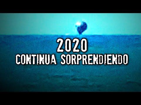 2020 CONTINÚA SORPRENDIENDO ¿Qué es esto?