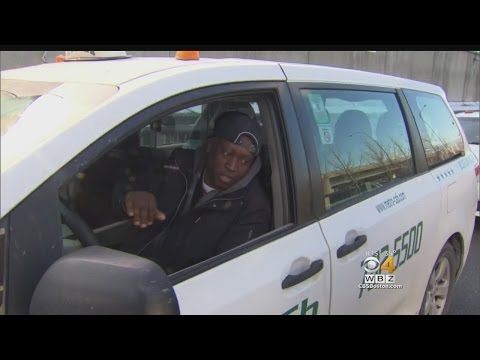 Cab Drivers Worried About New Ride Hailing Regulations At Logan Airport