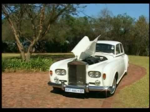 The Rolls Royce Silver Cloud III - 1964