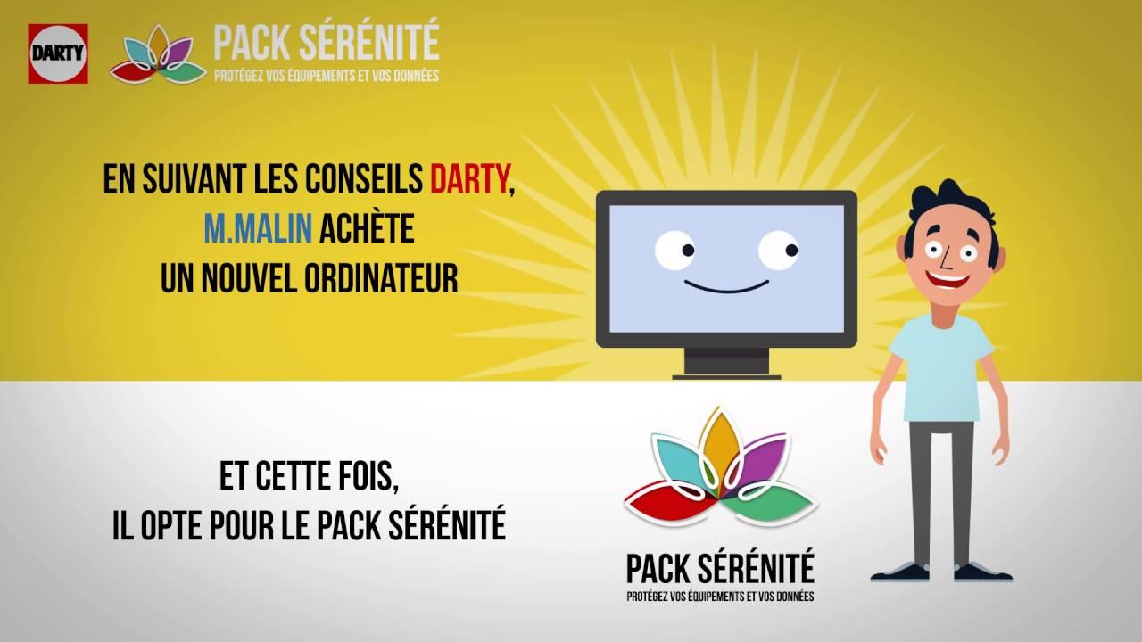 pack serenite darty