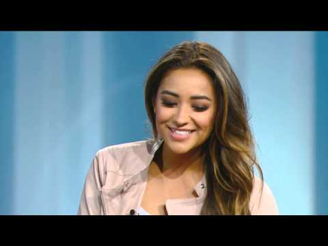 Pretty Little Liars' Shay Mitchell Talks About Playing Lesbian Character Emily Fields