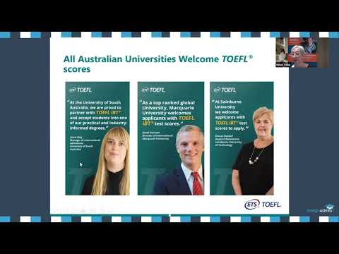 TOEFL iBT - Preparation Tips & Tricks for admission in Top Universities at Australia & New Zealand