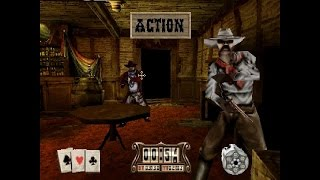 Gunfighter: The Legend of Jesse James ... (PS1)