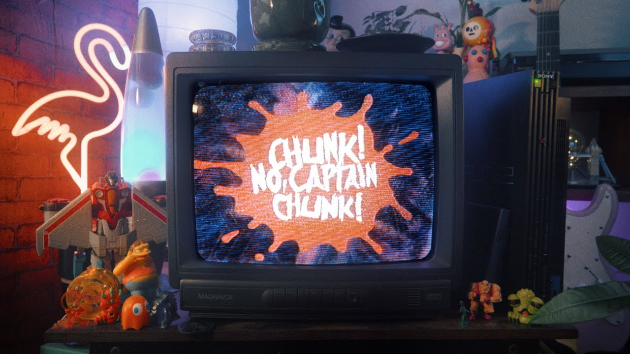 Download Chunk! No, Captain Chunk! - Made For More (Lyric Video)