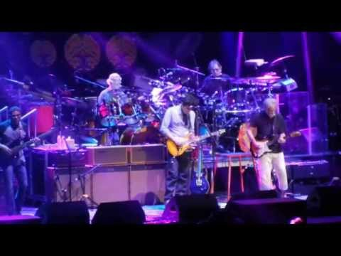 Row Jimmy – Dead & Company – MGM Grand Arena – Las Vegas NV – Nov 27 2015