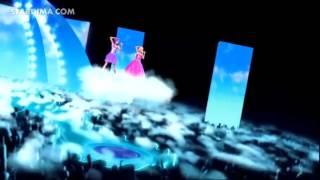 باربي الاميرة و نجمة النجوم (شوفو كيف طرنا فوق)