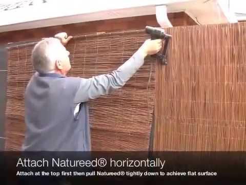 Installing Natureed 174 House Of Bamboo 174 Youtube