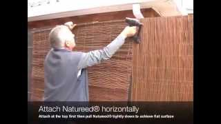 Installing Natureed® - House Of Bamboo®