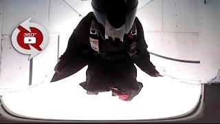 360 Camera Wingsuit Flights