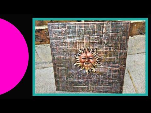 Paper Textured Box