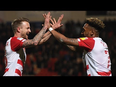Doncaster Rovers 4 Bristol Rovers 1 Highlights   IFollow Rovers